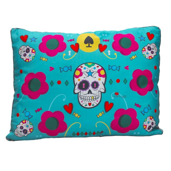 Futon - Caveira Mexicana