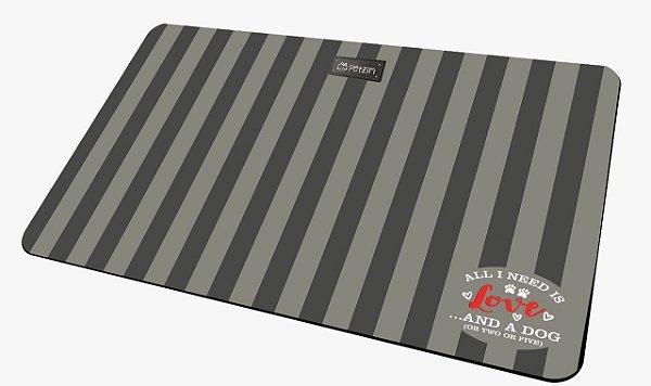 Jogo Americano - Basic - Grey