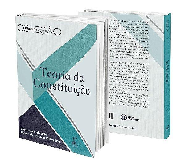 TEORIA DA CONSTITUIÇÃO - Coleção Didática Universitária