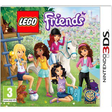 Lego Friends p/ 3DS