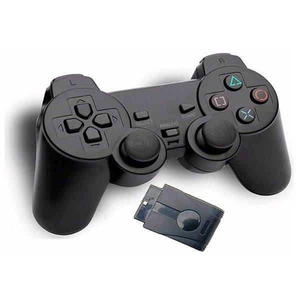 Controle Sem Fio para PS2