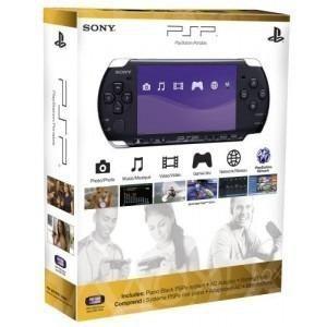 PSP 4 Gb com 20 Jogos - Destravado
