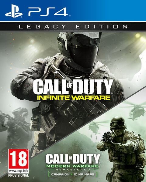 Jogo Super Call of Dutty Legacy  PS4