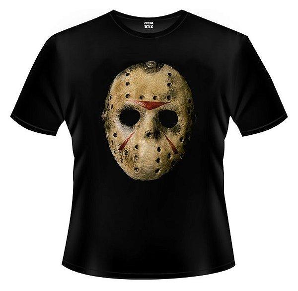 Camiseta Jason - Mascara