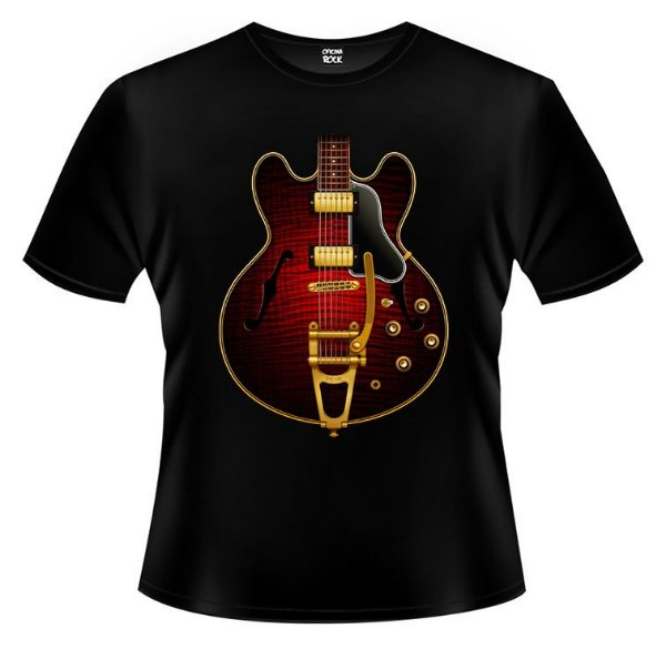 Camiseta Acoustic Guitar