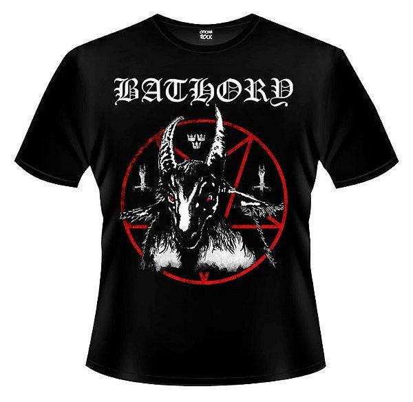 Camiseta - Bathory - Clássica