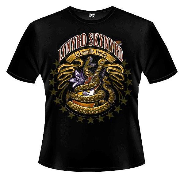 Camiseta - Lynyd Skynyrd - Serpent.