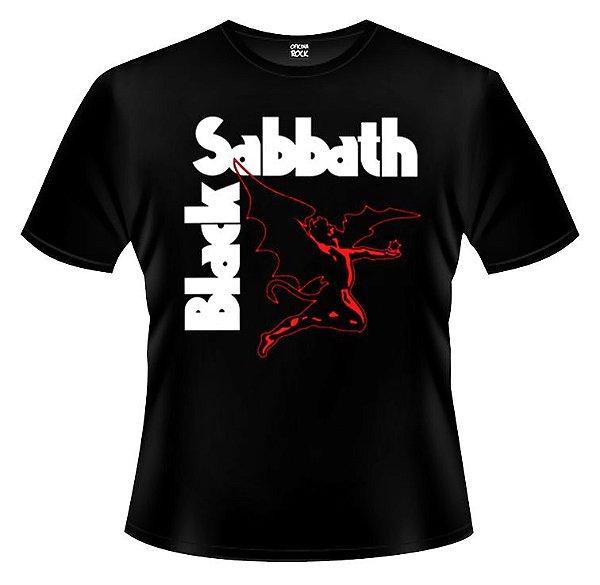 Camiseta - Black Sabbath - Vol4