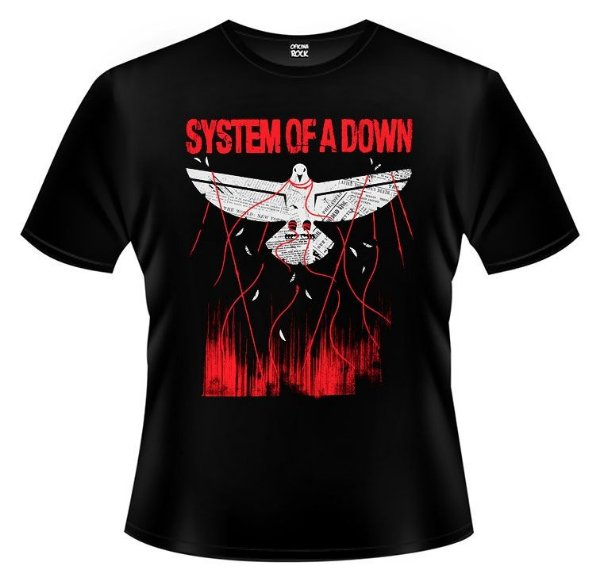 Camiseta System of a Down