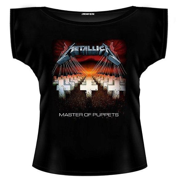 Canoa Metallica - Master of Puppets