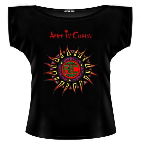 Canoa Alice in Chains - Suns