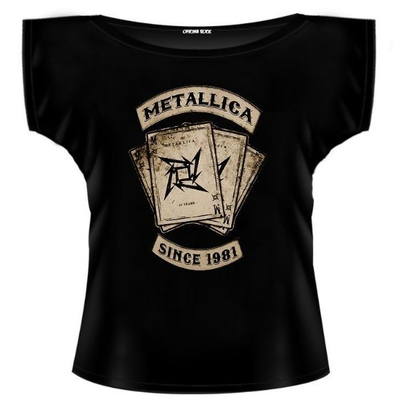Canoa Metallica - Letters