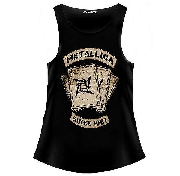Regata Metallica - Letters