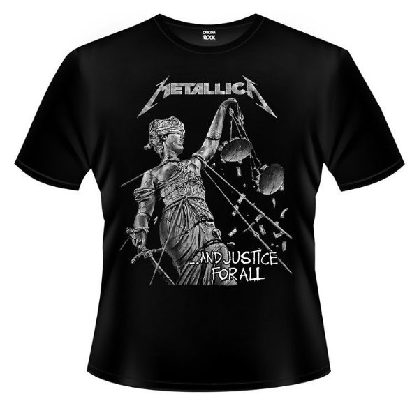 Camiseta PP Metallica - And Justice for All