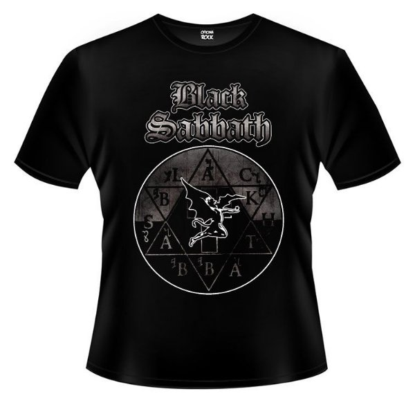 Camiseta PP Black Sabbath