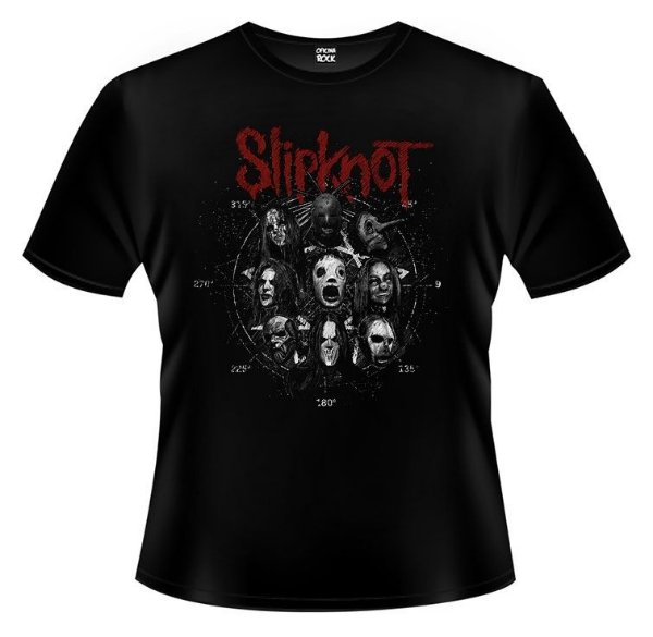 Camiseta PP Slipknot