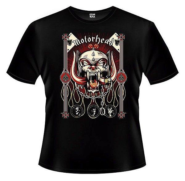 Camiseta PP Motorhead