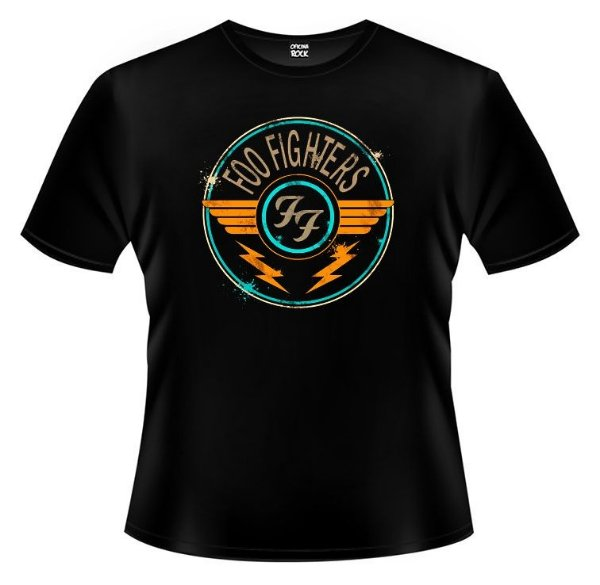 Camiseta PP Foo Fighters