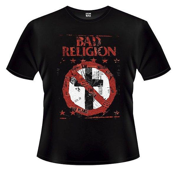 Camiseta PP Bad Religion