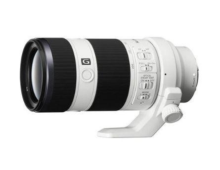 Lente Sony FE 70-200mm f/4.0 G OSS E-Mount
