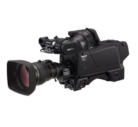 Câmera HD De Estudio AK-HC3800 - Panasonic