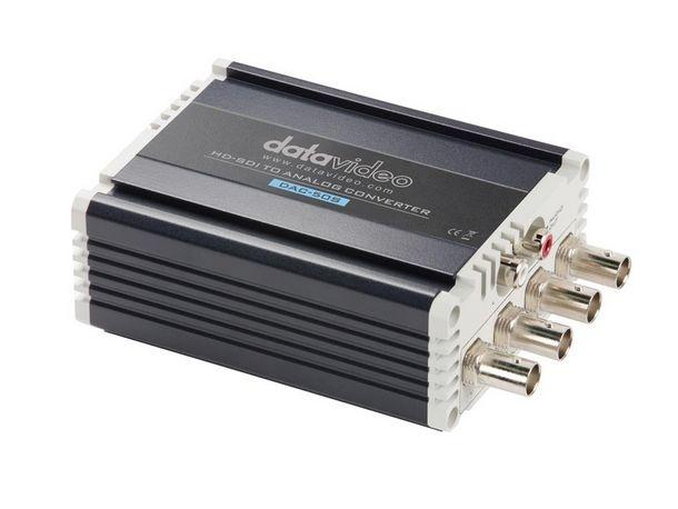 Conversor SDI para analógico DAC-50S - Datavideo