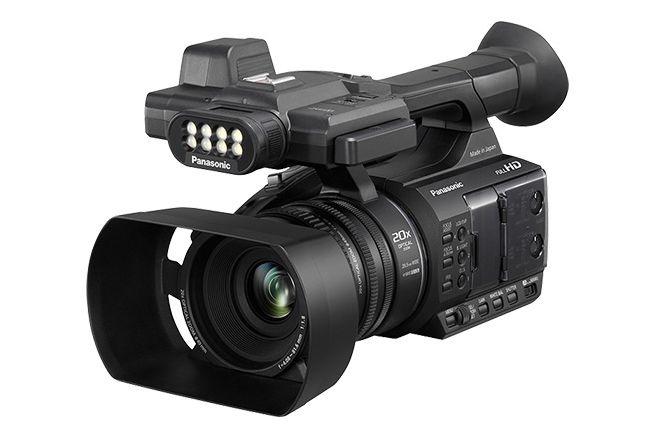 Câmera AG-AC30 - Panasonic
