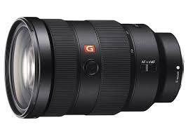 Lente SEL2470GM FE 24-70mm F/2.8 GM - Sony