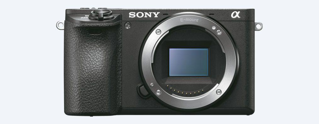 Câmera Alpha 6500 - Sony Alpha