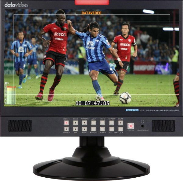 "Monitor TLM-170L LCD 17.3"" 3G -SDI FULL HD - Datavideo"