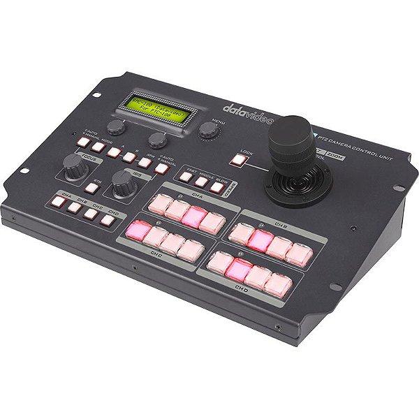Unidade de controle para Câmeras PTZ RMC-180 - Datavideo