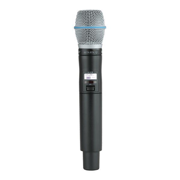 Microfone de mão sem fio UR2/BETA87A - Shure