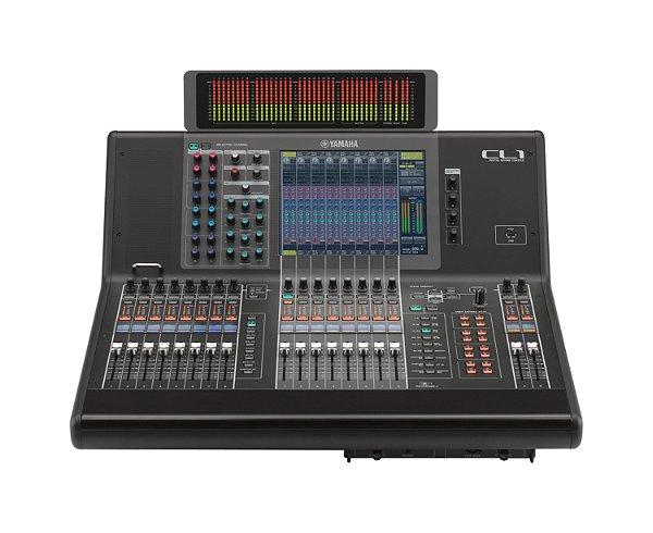 Míxer de áudio digital CL1 - Yamaha
