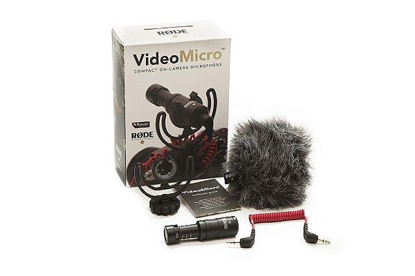 Microfone VIDEOMICRO - Rode