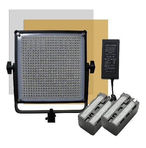 Iluminador  LED 600DS E-image