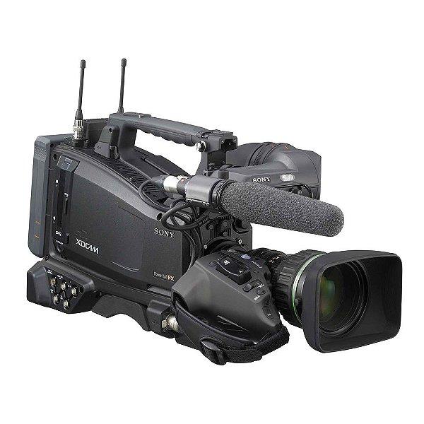 Câmera PMW-500 - XDCAM EX - Sony