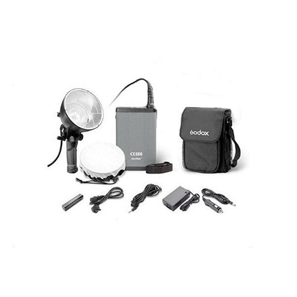 Kit para Flashes EX600 - Godox