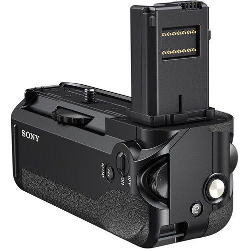 Bateria Grip Vertical VG-C1EM para Câmeras Alpha a7 / a7R / A7S  (Preto) - Sony