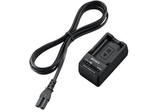Carregador de Bateria BC-TRW W Series Carregador de Bateria (Preto) - Sony