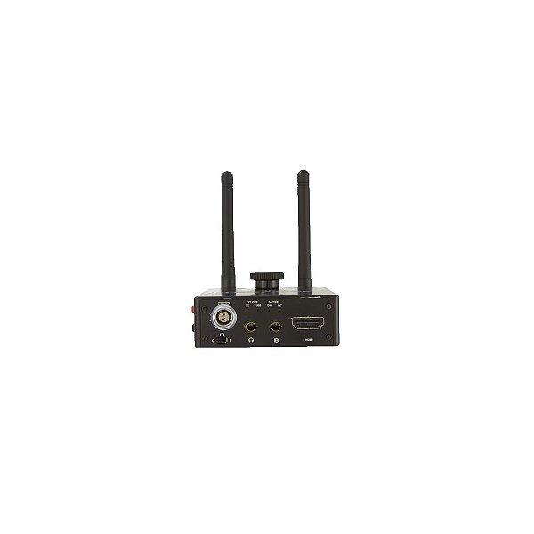 Cube 255 e 455 Transmissor e Receptor HD Sem Fio - Teradek