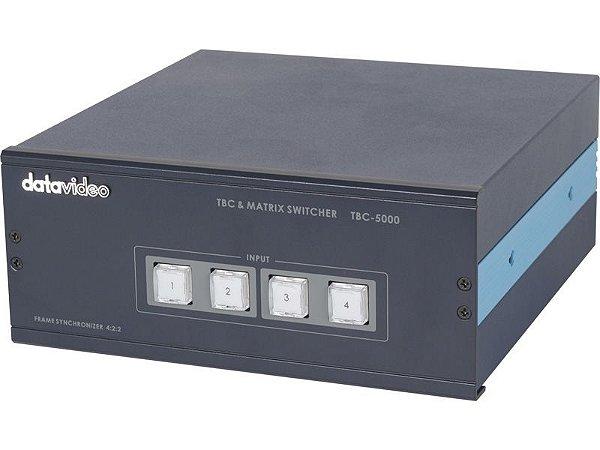 Switcher TBC-5000 - Datavideo