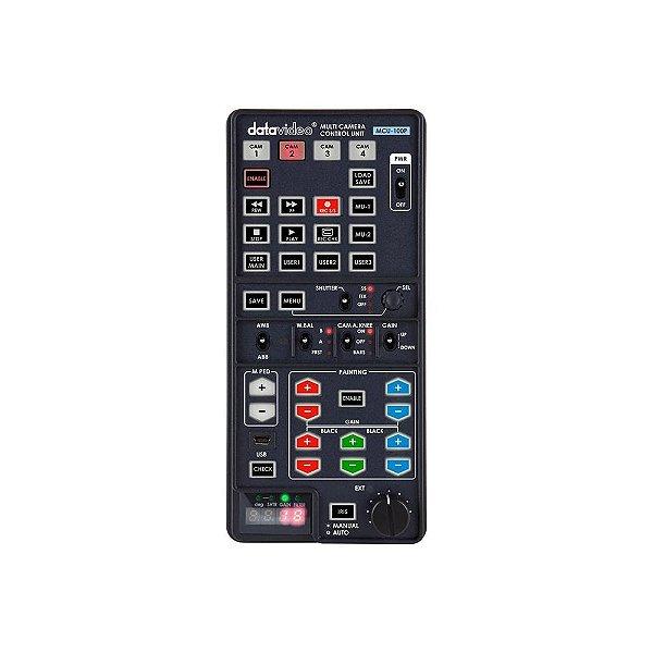 Controle para Câmeras Panasonic MCU-100P - Datavideo