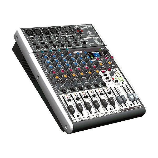 Mixer de Áudio USB XENYX X1204USB - Behringer