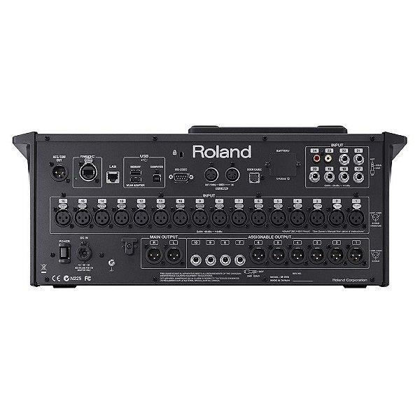 Mixer de áudio digital M200i - Roland