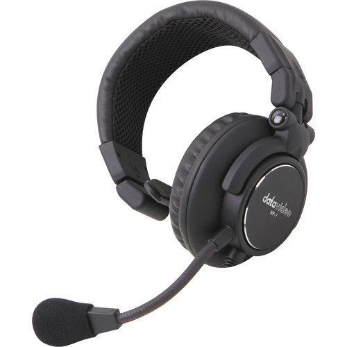 Fone de Ouvido Headset HP-1 - Datavideo
