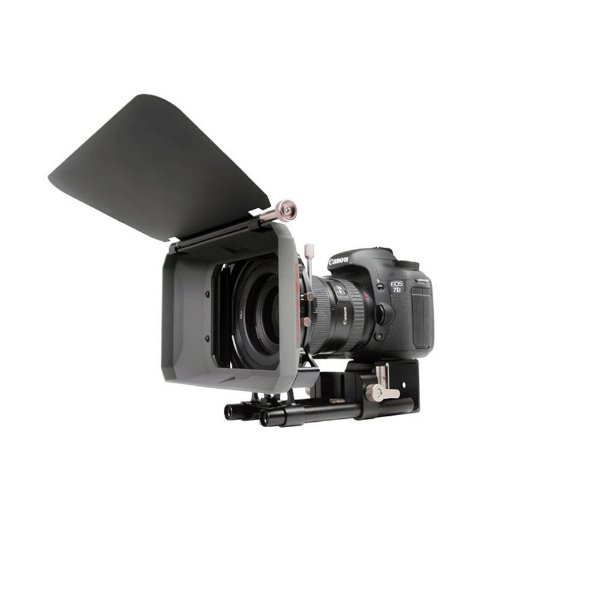 Kit Completo Matte Box GMKDSLR - Genus