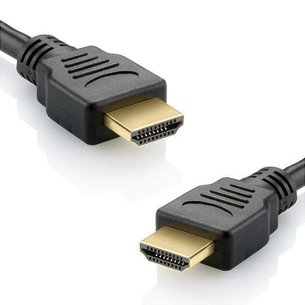 Cabo HDMIxHDMI 20 Metros - Golden