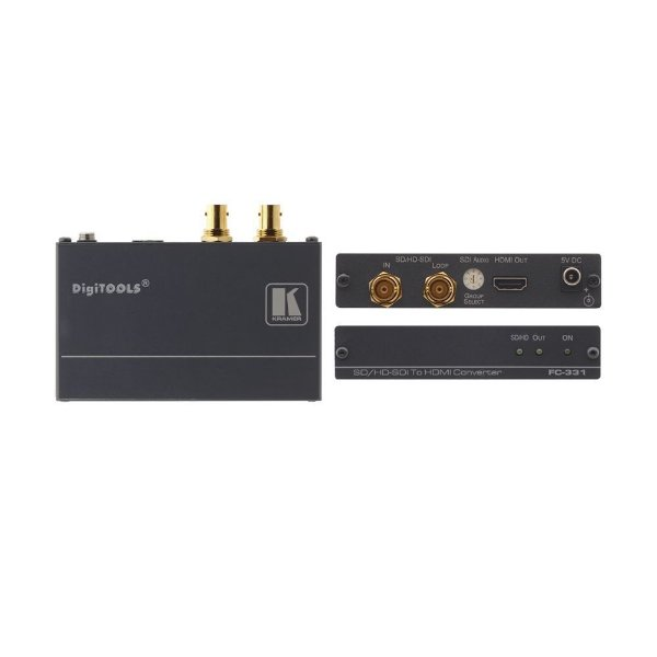 Conversor de Formato 3G HD-SDI / HDMI FC-331 - Kramer