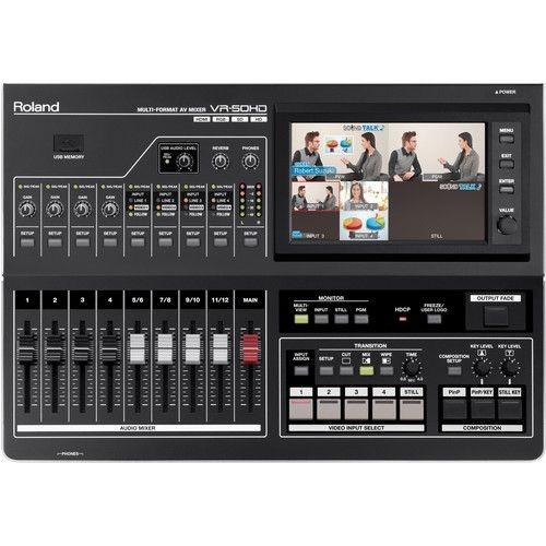 Switcher VR-50 - Roland