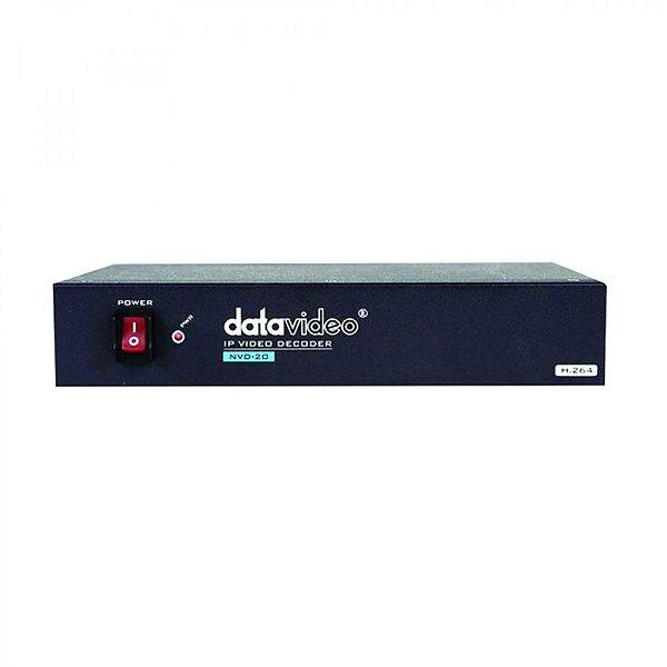 Decodificador NVD-20 - Datavideo